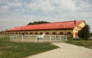 dvorana za konjičke sportove